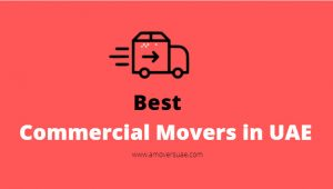 Commercial Movers in UAE