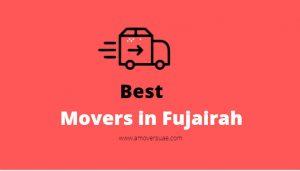 Movers in Fujairah